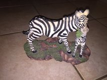 Zebra print picture frames & figurines in Houston, Texas