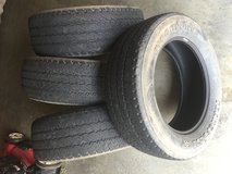 Tires- LT 285/60R20 in Columbus, Georgia
