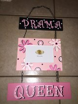 Drama queen picture frame in Houston, Texas