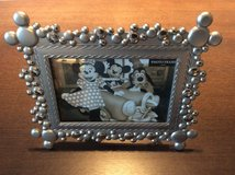 "Disney Silver Icon 4"" x 6"" Frame in Wiesbaden, GE"