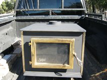 airtight fireplace insert or possible woodstove in Ruidoso, New Mexico