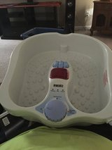 Homedics foot massager with heat and infared in Beaufort, South Carolina