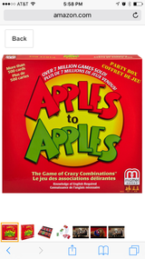 Apples to apples in Houston, Texas