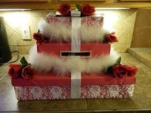 Wedding gift card box in Baytown, Texas