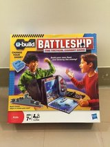 U-build Battleship board game in Okinawa, Japan