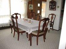 Thomasville dining set with buffet - Price reduced in Minot AFB, North Dakota