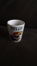 KU Shot Glass Kelly in Dyess AFB, Texas