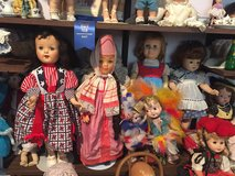 Dolls, dolls and more dolls in Minot AFB, North Dakota