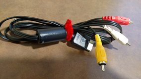 Sony PlayStation 2 Video Game Cables in Clarksville, Tennessee