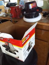 mvp buffer car paint polisher .used twice, with pads in Fairfield, California