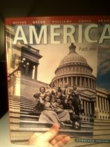 America Past and Present 10th Edition Combined Volume New Condition in Fort Campbell, Kentucky