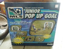 pop up goal for kids in Camp Pendleton, California