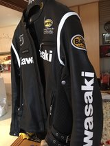 Leather Jacket - Size LL in Okinawa, Japan