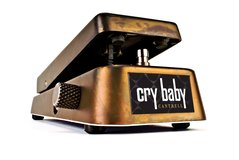 Dunlop JC95 Jerry Cantrell Signature Cry Baby Wah Guitar Effects Pedal in Okinawa, Japan