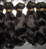 Brazilian Virgin and Indian Hairs on Deck in Birmingham, Alabama
