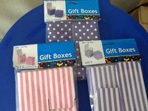 (12) Small Gift Boxes in Ramstein, Germany