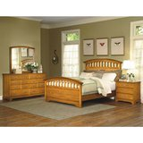 NEW QUEEN BED WITH 10 DRAWER DRESSER 3 DRAWER NIGHT STAND AND MIRROR HIGH QUALITY in Fort Irwin, California