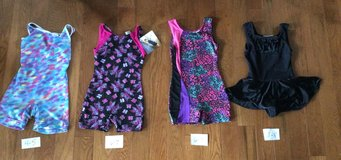 GIRL's GYMNASTICS LEOTARDS in Fort Campbell, Kentucky
