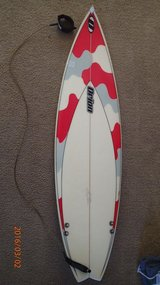 Orion Surf Board in 29 Palms, California