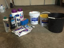 Pool supplies and filter in Aurora, Illinois