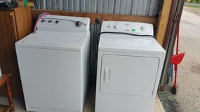 Kenmore  washer and dryer set in Conroe, Texas