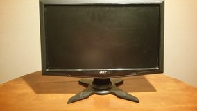 Acer Lcd  Monitor. in Beaufort, South Carolina