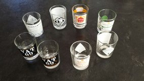 Vintage whiskey glasses in Fort Drum, New York