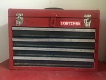 Metal Craftsman Tool Box in Conroe, Texas