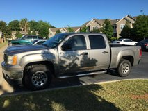 2007 GMC Sierra 1500 4WD Crew Cab 5.3L V8 with Flex Fuel - $13,950 (Warner Robins, GA) in Warner Robins, Georgia