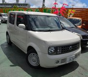 *SALE!* 05 Nissan Cube* *AUX Stereo! Excellent Condition, Clean!* Brand New 2 Year JCI* in Okinawa, Japan
