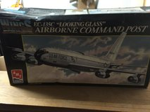 Vintage Airplane Model EC-135 Looking Glass SAC Airborne in Okinawa, Japan