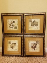 4-pc Framed Wall Decor in Houston, Texas