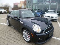 2013 MINI John Cooper Works Convertible in Ramstein, Germany