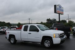 2010 Chevrolet Silverado LT ext cab Z71 4X4  One Owner Truck  #10507 in Fort Knox, Kentucky