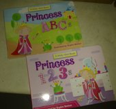New - Princess ABCs & 123s Book Seet in Ramstein, Germany