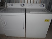 GE WASHER AND DRYER GUARANTEED in Jacksonville, Florida