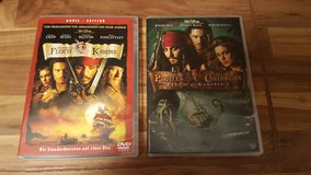 Pirates of the Caribbean 1 & 2 in Ramstein, Germany
