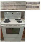 Frigidaire Electric Stove in Baytown, Texas