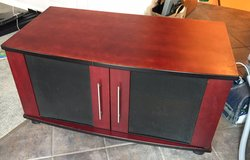 TV /Audio Stand plus extra new top in unopened box in Naperville, Illinois