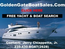 FREE Yacht & Boat Search at GOLDEN GATE BOAT SALES in MacDill AFB, FL