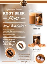 Root Beer Float Scented Candles & Tarts with Jewelry of Choice in Melbourne, Florida
