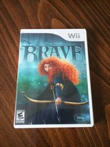 Wii Game - BRAVE in Ramstein, Germany