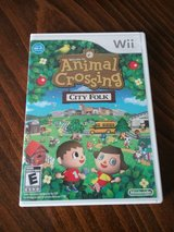 Wii Game - Animal Crossing in Ramstein, Germany