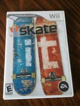 Wii Game - Skate It in Ramstein, Germany