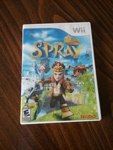 Wii Game - Spray in Ramstein, Germany