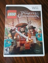 Wii Game - LEGO Pirates of the Caribbean in Ramstein, Germany