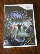 Wii Game - Star Wars the Force Unleashed in Ramstein, Germany