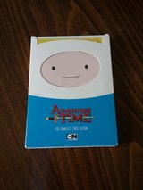 ADVENTURE TIME DVD Set - Complete First Season in Ramstein, Germany
