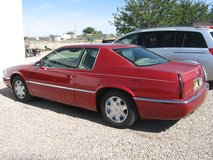 1998 caddilac eldarado low miles in Alamogordo, New Mexico
