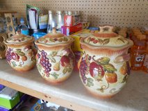 CANISTERS TUSCANY SET. in Fort Rucker, Alabama
